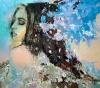 Женщина – цветок, женщина – загадка… В Пушкинском зале обновление вернисажа художника Станислава Круппа
